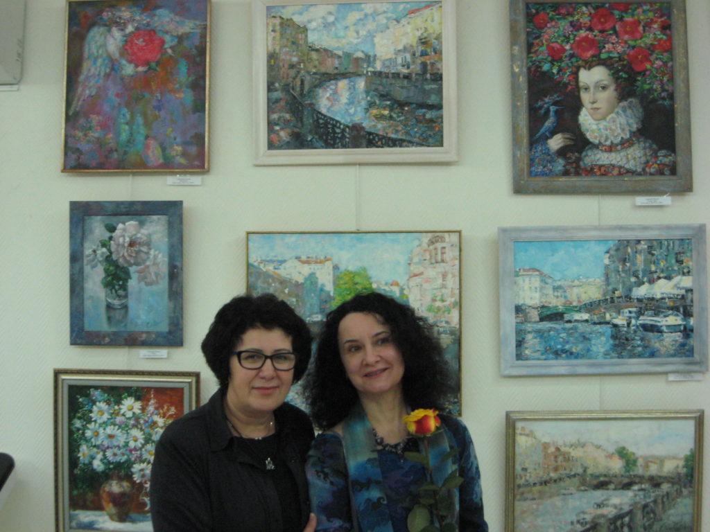 выставка савенкова наталья