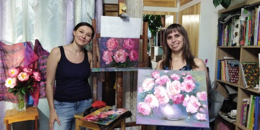 студия живописи для взрослых
