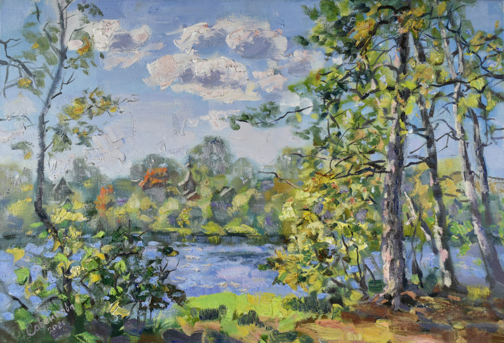 Ждановское озеро